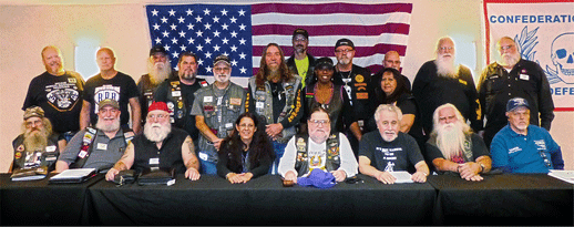 National Coalition of Motorcyclists Board of Directors